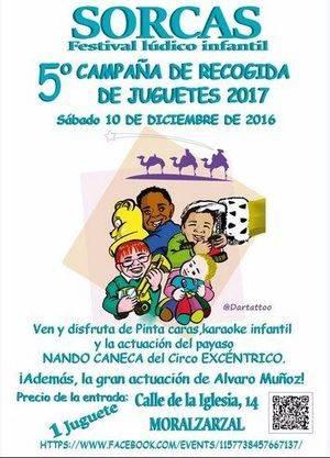 Festival infantil solidario