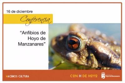Los anfibios de Hoyo de Manzanares