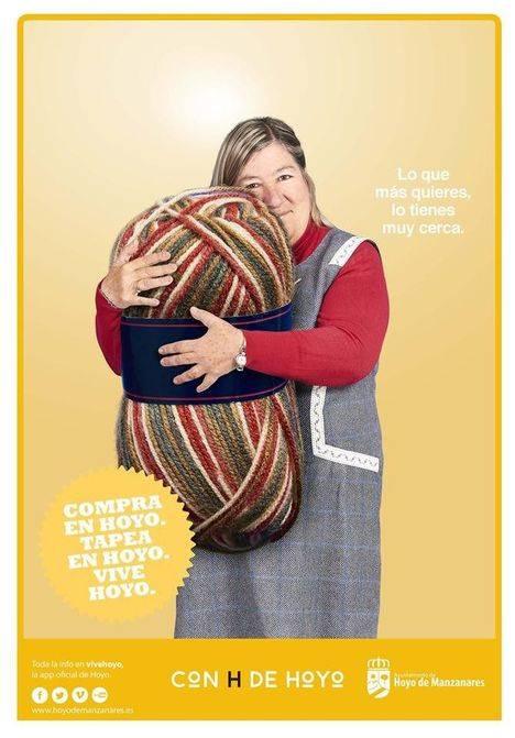 Apoyo al comercio local en Hoyo con una campaña publicitaria