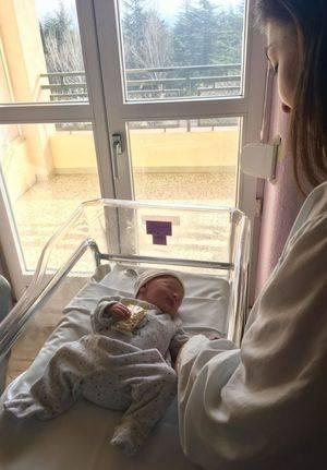 El primer bebé del año en la Sierra se llama Julen