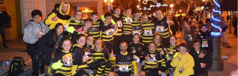 5 años corriendo la San Silvestre torresana