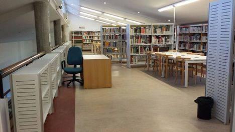 Más horas de estudio en la biblioteca municipal del pueblo a partir del 9 de enero