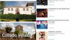 Toda la información turística de Collado Villalba, en el móvil