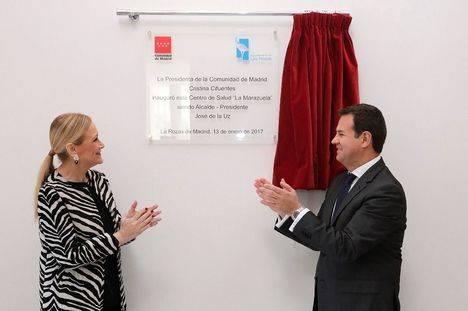 Inaugurado el centro de salud de La Marazuela, que abre sus puertas este lunes