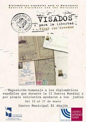 Exposición sobre el holocausto