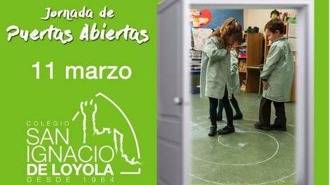 Jornada de puertas abiertas en el colegio San Ignacio