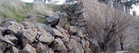 Alerta por el deterioro del Patrimonio