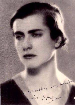 Programa cultural para homenajear a Marga Gil Roësset