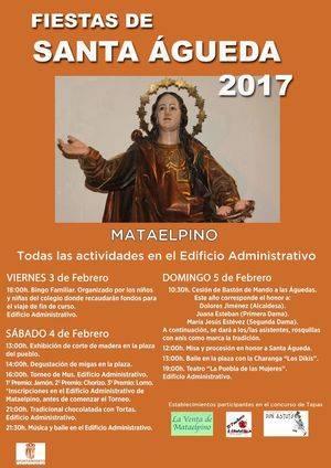 Fiestas de Santa Águeda 2017
