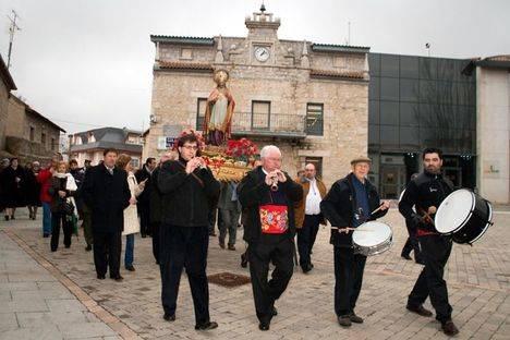 Collado Villalba celebra la Festividad de San Blas