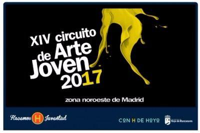Hoyo se une al Circuito de arte joven del Noroeste de Madrid