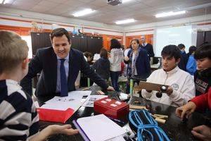 Todos los institutos públicos serán bilingües el próximo curso