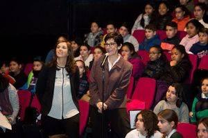 Alumnos de Pozuelo de Alarcón llenan el MIRA Teatro