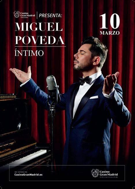 Miguel Poveda, más íntimo que nunca