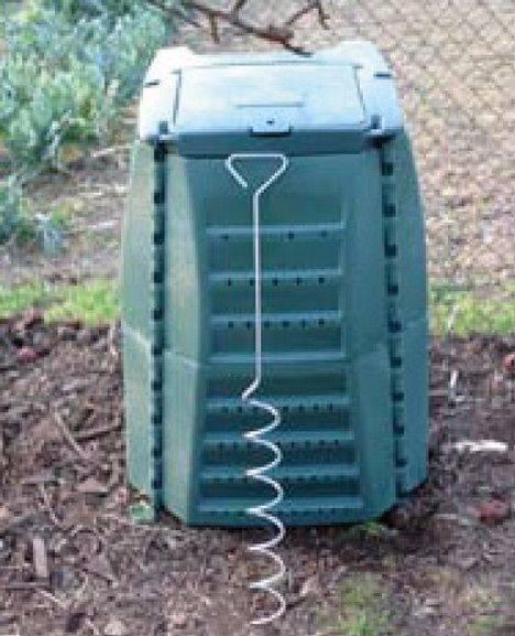 Proyecto piloto de compostaje doméstico