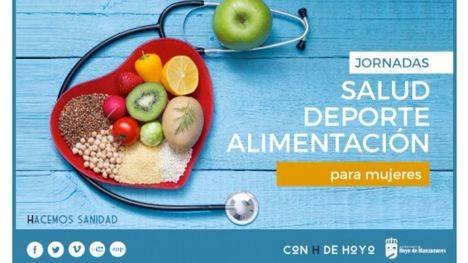 Jornadas de salud, deporte y alimentación dirigidas a las mujeres