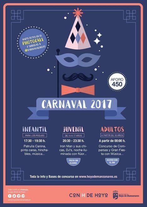 Carnaval para toda la familia en Hoyo