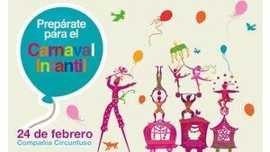 Números de circo para el Carnaval Infantil