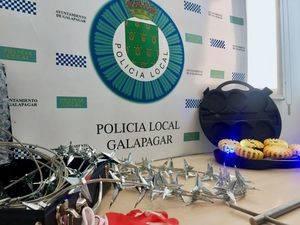 La Policía Local estrena equipamiento para intervenir en la vía pública