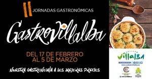 GastroVillalba se celebra hasta el 5 de marzo