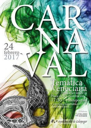 Galapagar prepara una gran Carnaval veneciano para el 24 de febrero