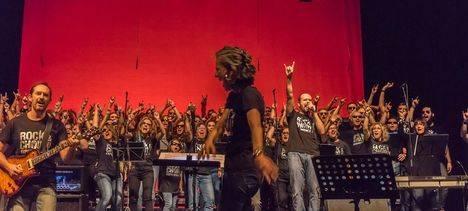 Rock&Choir Torrelodones invitado al programa de TV Got Talent
