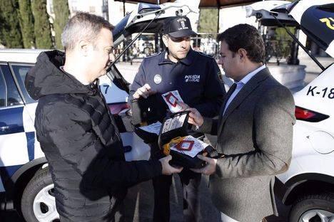 La Policía Local contará con 4 nuevos vehículos para labores de tráfico y seguridad