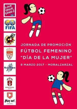 Live Your Goals: la FIFA promociona el fútbol femenino en Moralzarzal