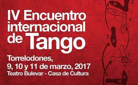 IV Encuentro Internacional de Tango