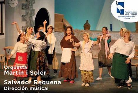 """Arranca el Festival de Zarzuela en Las Rozas con """"La tabernera del puerto"""""""