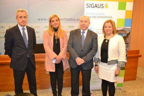 SIGAUS plantará 1.000 árboles en Collado Villalba durante 2017