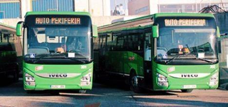 Se desconvoca la huelga en autobuses Autoperiferia