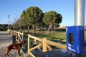 El Ayuntamiento invierte 152.000€ en el nuevo Parque Mirador de Monte Rozas
