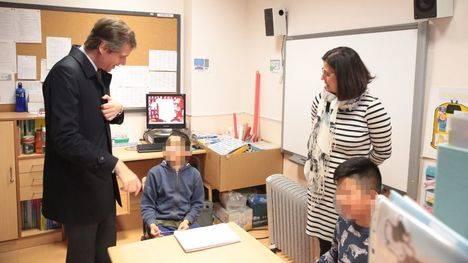 Boadilla dispone de aulas preferentes para alumnos con TEA