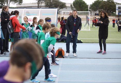 Las XXXIII Olimpiadas Escolares reúnen a más de 13.000 alumnos