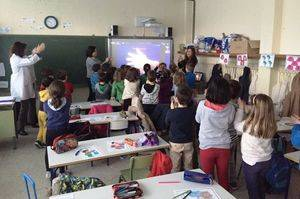 Torrelodones forma a 200 escolares en hábitos saludables
