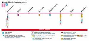 La Comunidad reabre la línea 8 de Metro, una semana antes de lo previsto
