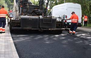 La Operación Asfalto renovará 250.000 metros cuadrados de calzada