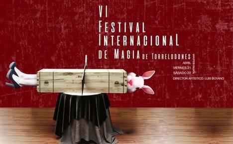 Torrelodones acoge la sexta edición de su Festival Internacional de Magia