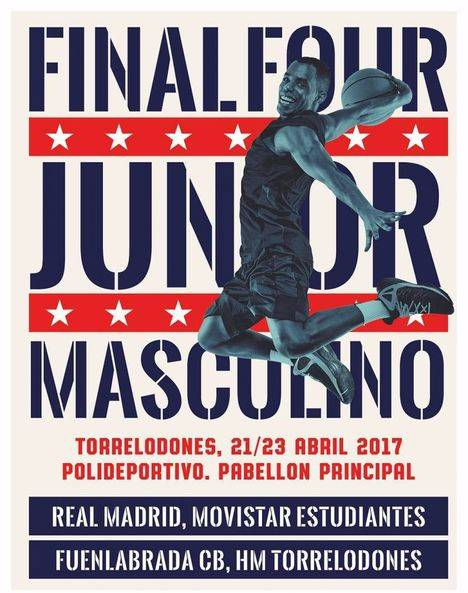 Torrelodones acoge la Final Four junior masculino de baloncesto