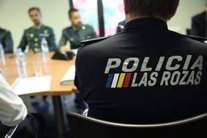 La Policía Local de Las Rozas realizará 1.500 horas extra