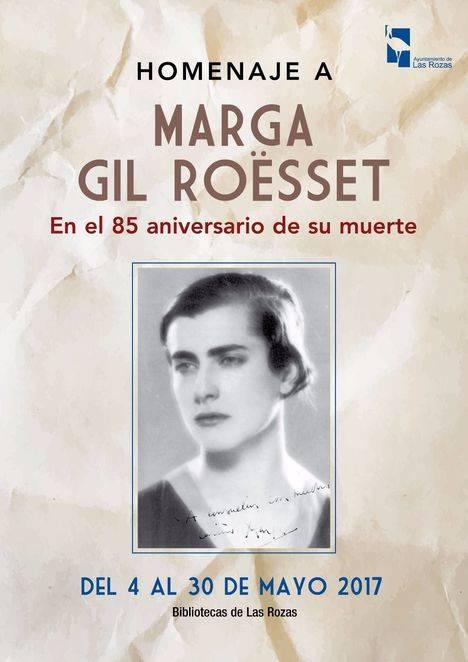Homenaje a Marga Gil Roësset en el 85 aniversario de su muerte