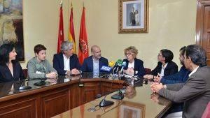 Guadarrama y Cruz Roja renuevan su convenio de colaboración