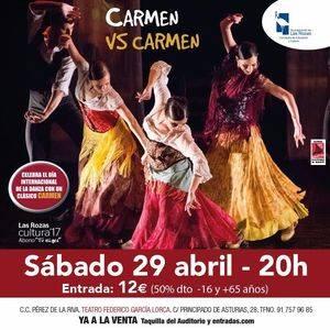 Las Fiestas de Las Matas, Carmen y el campeonato de España de Crossfit