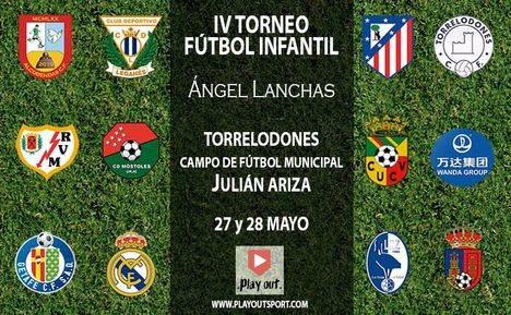 IV Torneo Fútbol Infantil Ángel Lanchas de Torrelodones