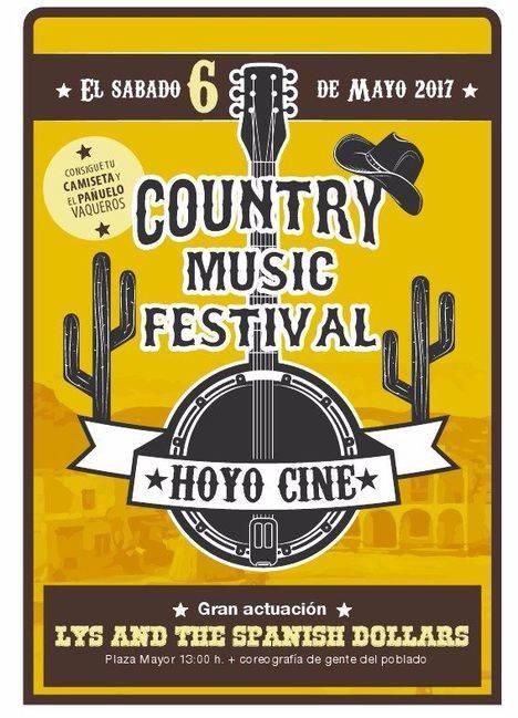 El Festival de música country en Hoyo de Manzanares