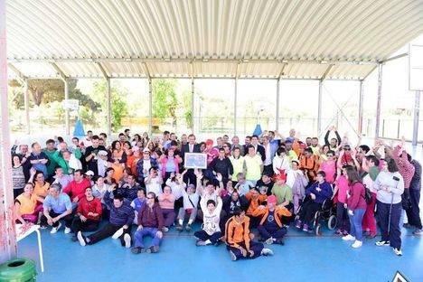 Boadilla acoge el III Torneo inclusivo de baloncesto y fútbol sala