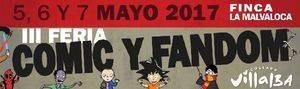 III Edición de la Feria del Cómic y Fandom