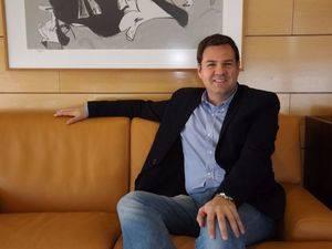 José de la Uz, alcalde de Las Rozas: 'Uno de los retos para estos dos años es mejorar la movilidad'