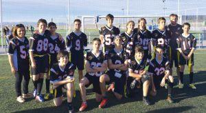 Los colegios de Las Rozas aprenderán fútbol americano